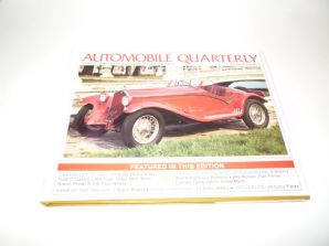 AUTOMOBILE QUARTERLY Vol.18 No.3 (1980) with jacket